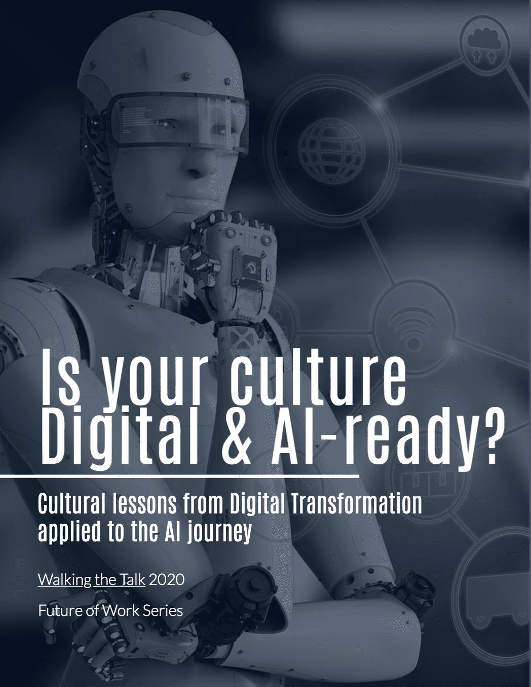 Digital transformation and AI
