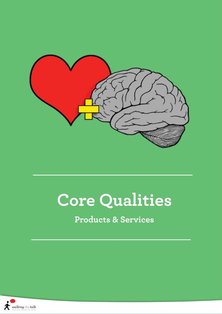Core Qualities | Corporate Culture