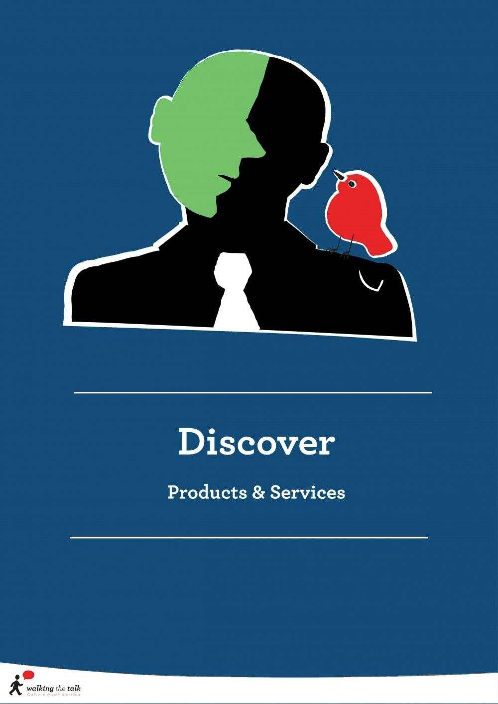 Discover Program | Corporate Culture