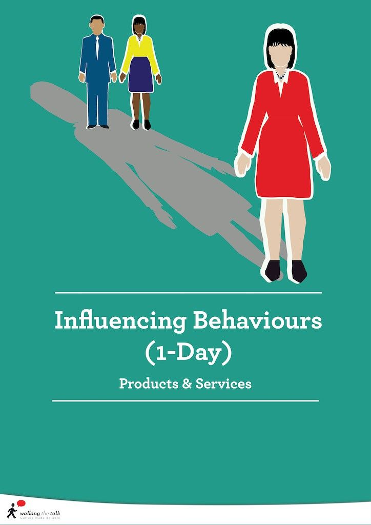 Influencing Behaviours | Company Culture