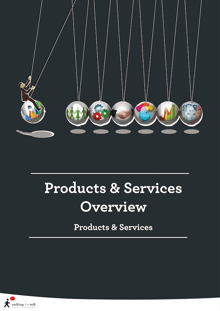 Products & Services | Corporate Culture | HR