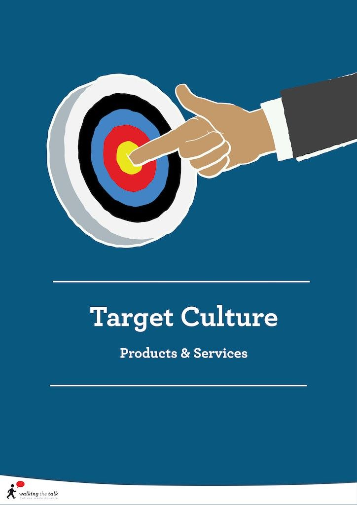 Target archetype process | Culture transformation