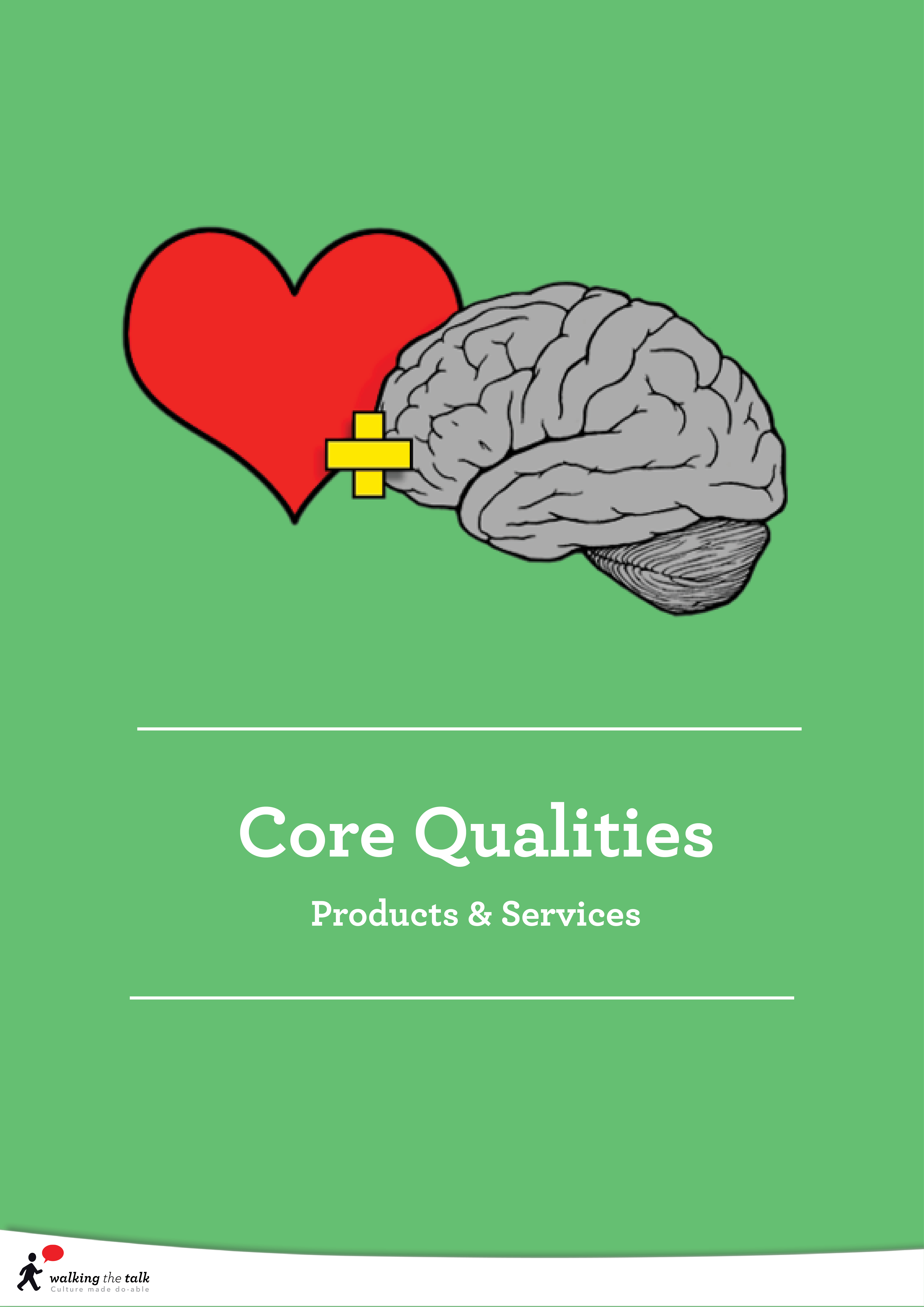 4 Core Qualities