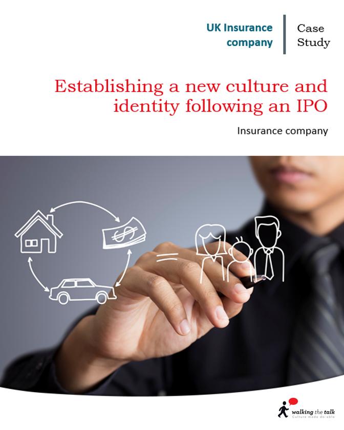 UK Insurance Corporate Culture