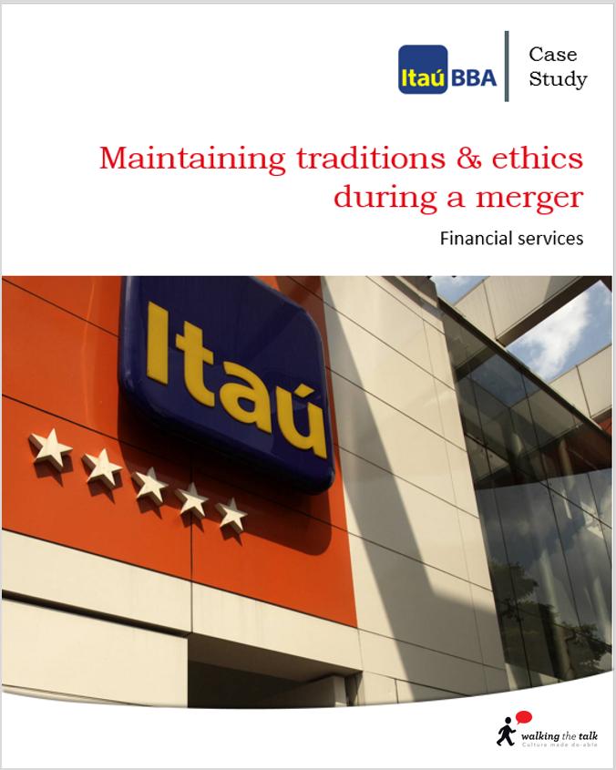 Itau Corporate Culture