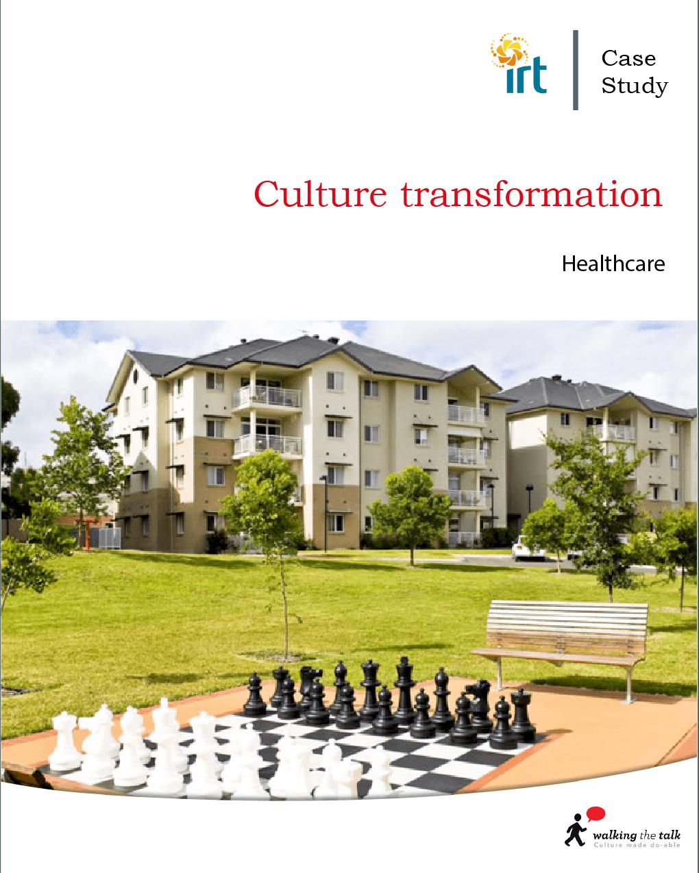 IRT company culture