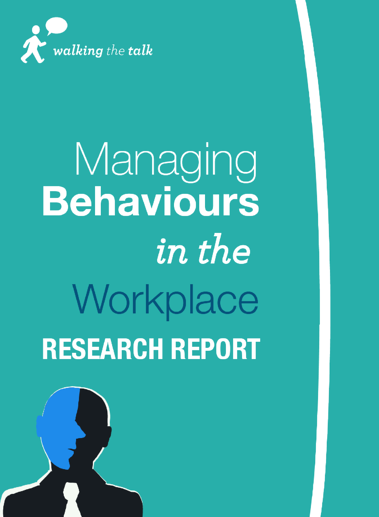 Managing behaviours report | Culture Change